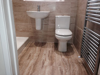 Bathroom fitters Penrith and Carlisle